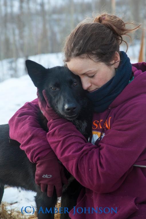 Lorraine & dog