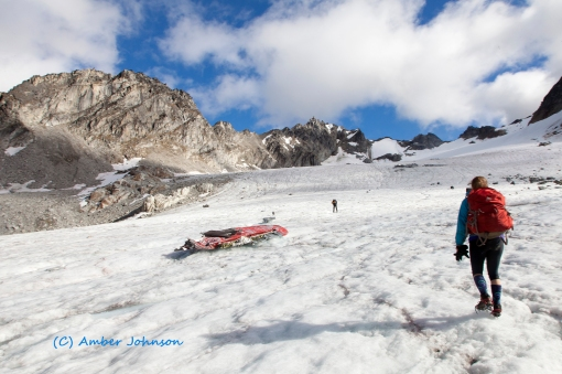 Becca Glacier